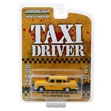 1975 CHECKER TAXICAB TAXI DRIVER MOVIE 1/64 DIECAST MODEL CAR GREENLIGHT 44860 B