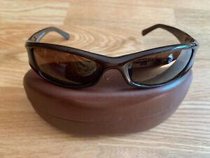Maui Jim Sonnenbrille für Damen, Farbe braun, Gläser polarisiert