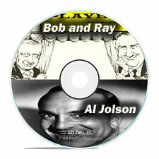 Bob and Ray, Al Jolson, Complete Set, 1,207 Old Time Radio Shows OTR DVD F81
