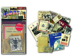 Yanks nostalgic memorabilia pack (mp)
