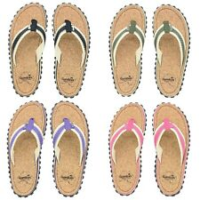 Gumbies CORKER Toe Post Sandals Beach Surfer Summer Flip Flops