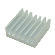 50pcs Extruded Aluminum heatsink 14x14x6mm , Chip CPU GPU VGA RAM LED IC ra@V0M7