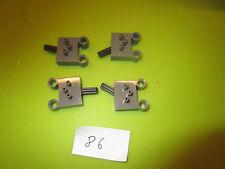 LEGO Technik: 4 Schalter antdunkelgrau