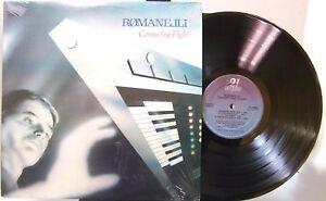 Roland Romanelli - Connecting Flight - 21 RECORDS T1-1-9002