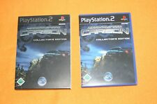Need for Speed Carbon Collectors Edition inkl Bonus Cd Playstation 2