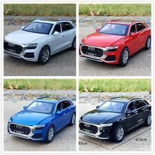 AUDI Q8 1:32 Scale Diecast Alloy Sound&Light Vehicle Car Model Kids Toy Gift