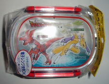 Digimon Tamers Bento Box 1-Layer Brand New