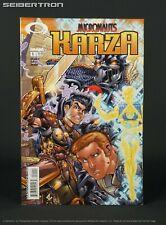 MICRONAUTS KARZA #1 2003 Image Comics Devil's Due Takara Hasbro 190801a