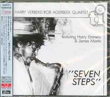 HARRY VERBEKE-ROB AGERBEEK QUARTET-WHERE'S THAT RAINY DAY -JAPAN CD  B63