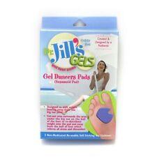 Dr. Jill's Gel Metatarsal Dancer Pads (2 Pack)