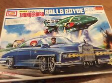 Gerry Anderson Vintage Imai Fab 1 Rolls Royce Model Kit Thunderbirds