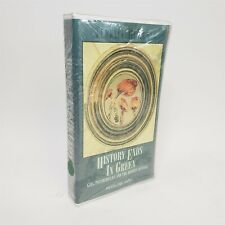 History Ends In Green Terrence McKenna Original Sealed Audio Cassettes Cannabis