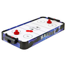 Portable Table Top Air Hockey | Blue Line 32-in