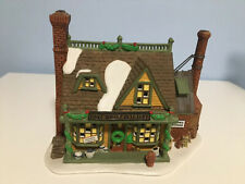"Dept. 56 New England Village ""East Willet Pottery"" 1997 Retired #56578 Euc"