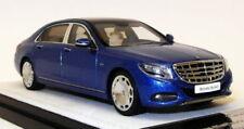 Voitures, camions et fourgons miniatures bleus Clase S pour Mercedes
