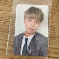 NCT127 TAEIL LOVEHOLIC Japan 2nd mini album Official Photo card A PC