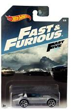 2017 Hot Wheels Fast & Furious #5 Corvette Grand Sport Roadster Fast Five