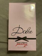 Dolce & Gabbana - Dolce Peony Eau de Parfum 75ml Spray For Her - NEW EDP Women's