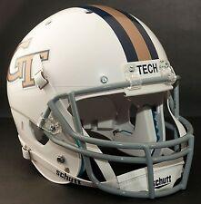 GEORGIA TECH YELLOW JACKETS Football Helmet FRONT TEAM NAMEPLATE Decal/Sticker