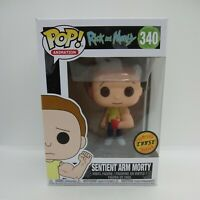 Funko Pop Sentient Arm Morty 340 CHASE rick and morty