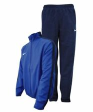 NEW BOYS  NIKE FUNDAMENTAL WOVEN   FULL TRACKSUIT  JACKET PANTS XL AGE 13 15