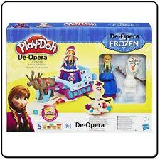 Play-Doh Sled Adventure Featuring Disney's Frozen Elsa Anna Olaf PlaySet Kids