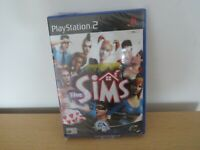 The sims Original PS2 (PLAYSTATION 2) Neuf Scellé Pal
