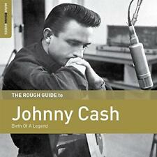 Johnny Cash - The Rough Guide To Johnny Cash: Birth Of A Legend (NEW CD)