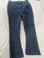 """Ladies """"Sage 56"""" Size 12 (W27.5/L30) Blue, Boot Cut Jeans"""