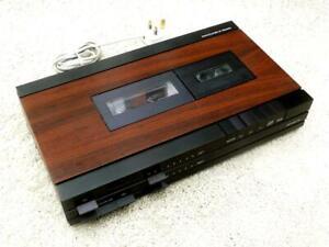 Bang & Olufsen Beocord 1100 ~ Type 2612 ~ Cassette Player ~ Please See Desc.
