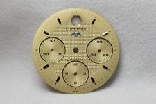 Reloj De Pulsera Longines Oro Cronógrafo Dial - 29.4mm nos