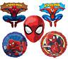 Spiderman SUPERSHAPE FOLIENBALLONS Helium XXL Folienballon Luftballon Geburtstag