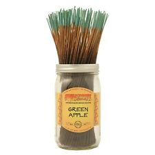 Wildberry GREEN APPLE Incense 10 sticks  *FREE SHIPPING* Apple Blossom Musk