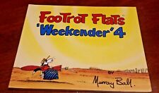 FOOTROT FLATS Weekender ' 4 by Murray Ball first ed 1992