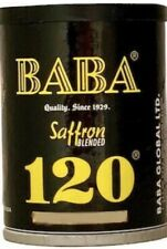 Baba 120 Saffron USA SELLER FRESH STOCK FAST Delivery