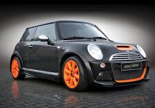 Kit estetico paraurti anteriore mini r50 r53 nuovo
