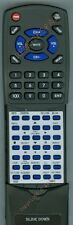 Replacement Remote for SANYO DP50749, DP42849, DP46849, DP52449, GXDB