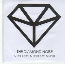 (EE860) The Diamond Noise, Never Say Never Say Never - 2012 DJ CD