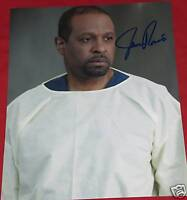 JAMES PICKENS JR SIGNED GREYS ANATOMY DR READY FOR SURGERY PHOTO AUTOGRAPH COA