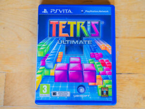 Tetris Ultimate for Sony Playstation PS Vita