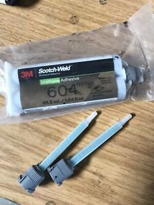 3M Scotch-Weld 604 Urethane Adhesive (x5)