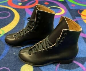 Riedell Black Skate Boots Size 5 NEW - Never Used!  Been in storage