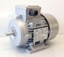 Motore elettrico trifase 0,75 KW 1 HP 2800 Giri 2 Poli Mec 80 Piedini B3