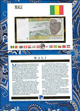 E Banknotes All Nations West African States Senegal 1993 500 Francs UNC P710Kc