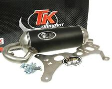Exhaust Sport with E Characters Turbo Kit GMax 4T for Kymco Xciting 250
