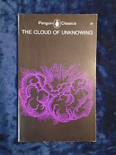 THE CLOUD OF UNKNOWING translated by CLIFTON WOLTERS - PENGUIN 1965 - P/B