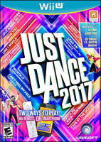 Just Dance 2017 - Nintendo Wii U - Brand New