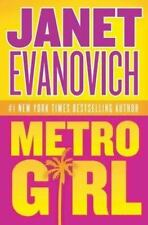 Metro Girl by Janet Evanovich (2004, Hardcover) FIRST EDITION - Like New