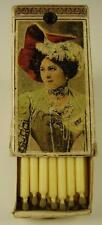 Antike ROCHE & Cie Dauerbrenner Streichhölzer in OVP um 1910