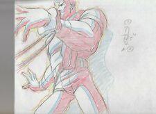 "GI JOE Cartoon 10.5x9.5"" Animation Production Drawing FN+ 6.5 409 3A6-25"